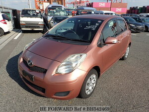 Used 2008 TOYOTA VITZ BH542469 for Sale