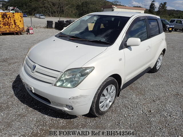 Used 2005 TOYOTA IST BH542564 for Sale