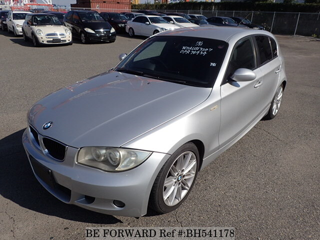 Used 2006 BMW 1 SERIES BH541178 for Sale