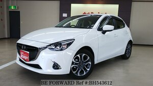 Used 2018 MAZDA DEMIO BH543612 for Sale