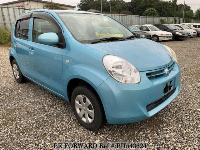 Used 2011 TOYOTA PASSO BH543624 for Sale