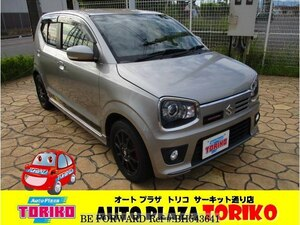 Used 2016 SUZUKI ALTO WORKS BH543641 for Sale