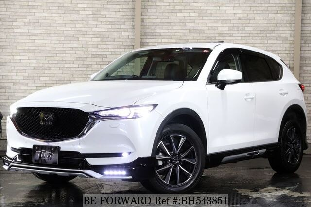 Used 2017 MAZDA CX-5 BH543851 for Sale