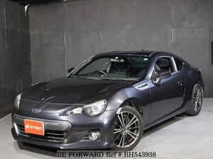 Used 2012 SUBARU BRZ BH543938 for Sale