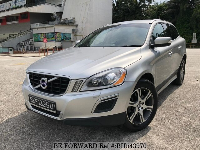 Used 2010 VOLVO XC60 BH543970 for Sale