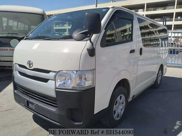 Used 2014 TOYOTA HIACE VAN BH544090 for Sale