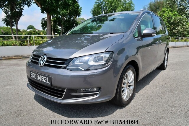 Used 2011 VOLKSWAGEN SHARAN BH544094 for Sale