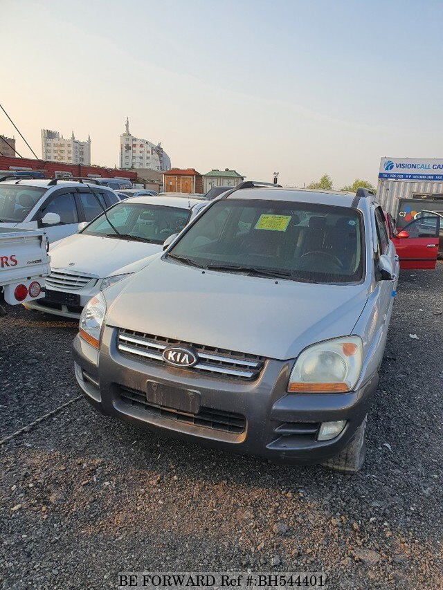 Used 2005 KIA SPORTAGE BH544401 for Sale