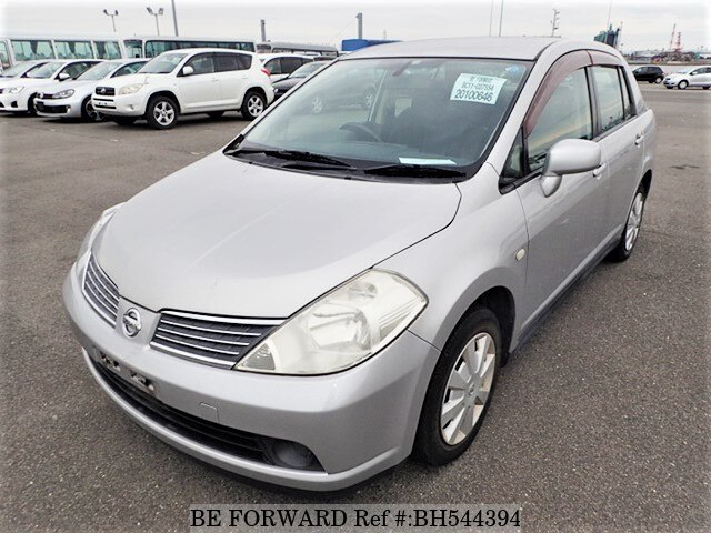 Used 2005 NISSAN TIIDA LATIO BH544394 for Sale