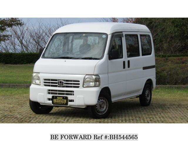 Used 2004 HONDA ACTY VAN BH544565 for Sale