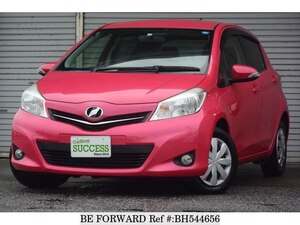 Used 2011 TOYOTA VITZ BH544656 for Sale