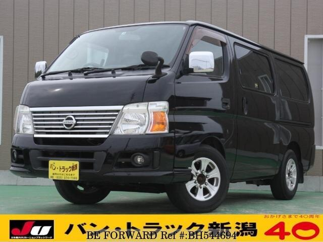 Used 2009 NISSAN CARAVAN VAN BH544694 for Sale