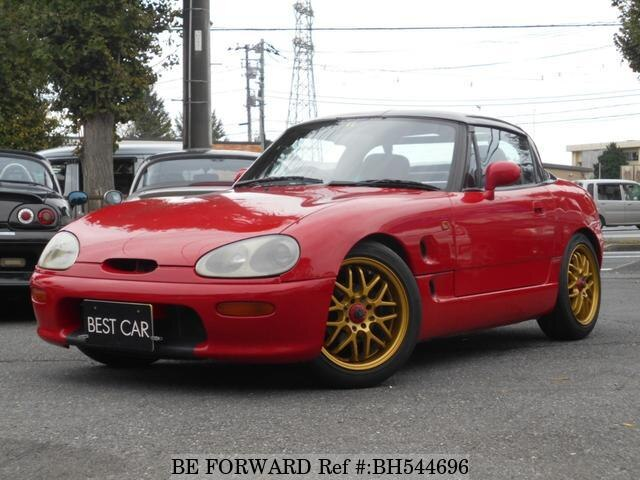 Used 1991 SUZUKI CAPPUCCINO BH544696 for Sale