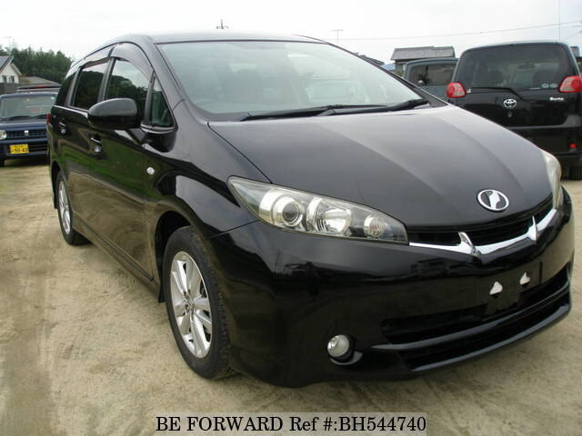 Used 2010 TOYOTA WISH BH544740 for Sale