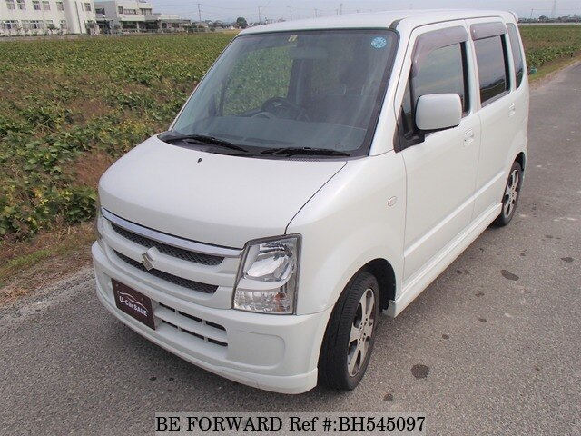 Used 2007 SUZUKI WAGON R BH545097 for Sale