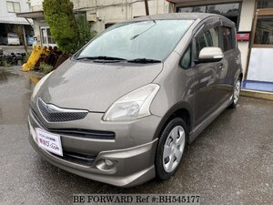 Used 2006 TOYOTA RACTIS BH545177 for Sale