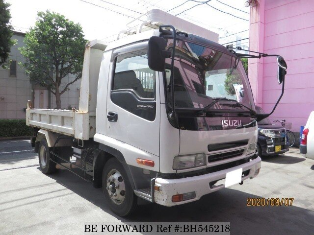 Used 2007 ISUZU FORWARD BH545218 for Sale