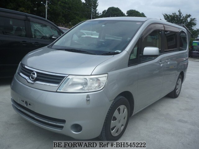 Used 2007 NISSAN SERENA BH545222 for Sale