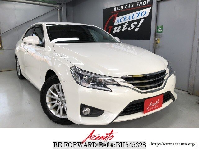 Used 2013 TOYOTA MARK X BH545328 for Sale