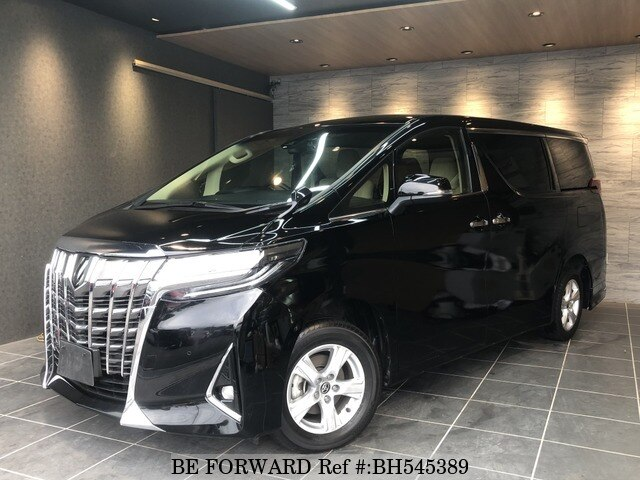 Used 2019 TOYOTA ALPHARD BH545389 for Sale