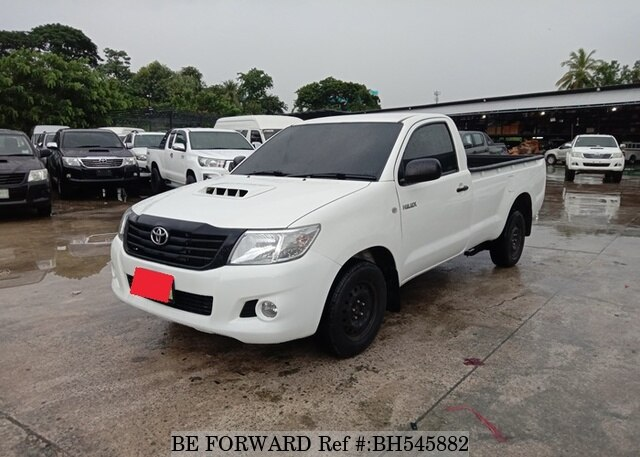 Used 2013 TOYOTA HILUX BH545882 for Sale