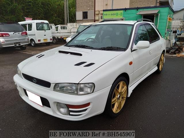 Used 1999 SUBARU IMPREZA SPORTSWAGON BH545907 for Sale
