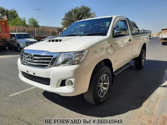 Used 2013 TOYOTA HILUX BH545949 for Sale
