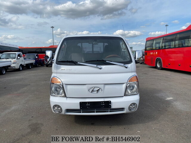 Used 2009 HYUNDAI PORTER BH546902 for Sale