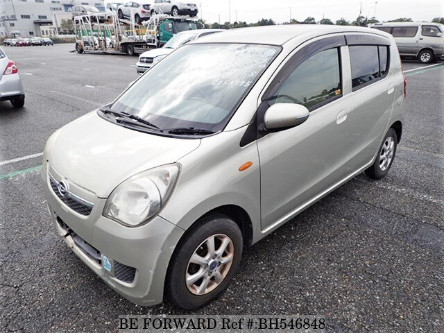 Used 2009 DAIHATSU MIRA BH546848 for Sale