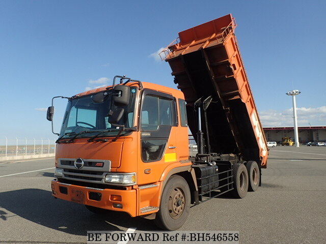Used 1999 HINO PROFIA BH546558 for Sale