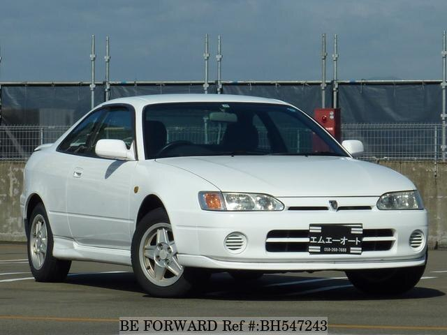 Used 1999 TOYOTA COROLLA LEVIN BH547243 for Sale