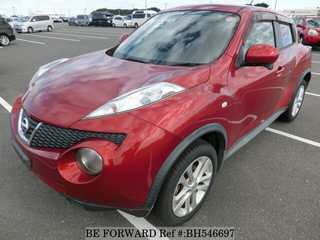 Used 2010 NISSAN JUKE BH546697 for Sale
