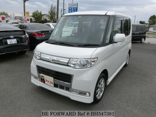 Used 2009 DAIHATSU TANTO BH547381 for Sale