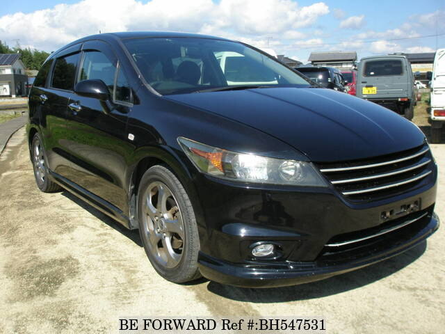 Used 2008 HONDA STREAM BH547531 for Sale