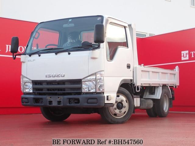Used 2012 ISUZU ELF TRUCK BH547560 for Sale