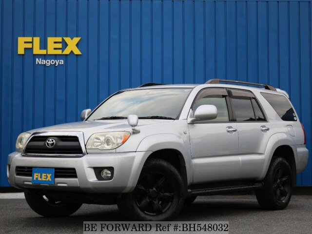 Used 2007 TOYOTA HILUX SURF BH548032 for Sale