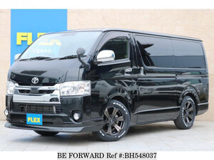 Used 2018 TOYOTA REGIUSACE VAN BH548037 for Sale