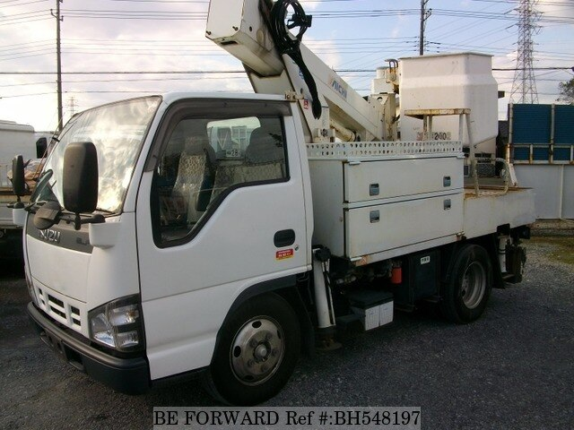 Used 2006 ISUZU ELF TRUCK BH548197 for Sale