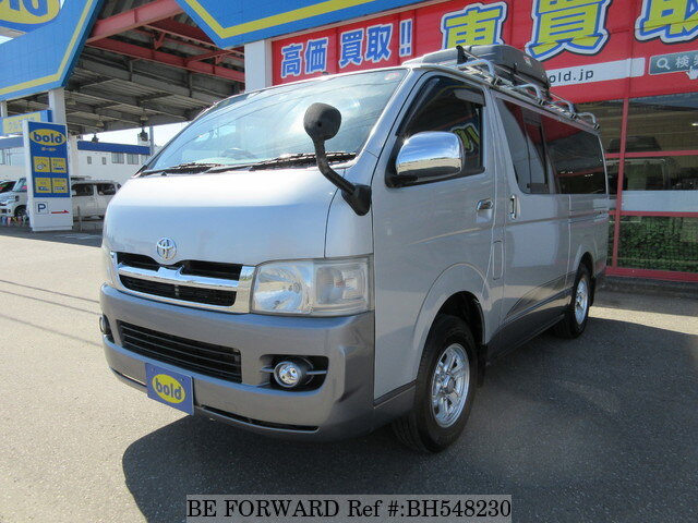 Used 2006 TOYOTA HIACE VAN BH548230 for Sale