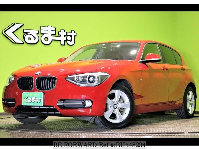 Used 2015 BMW 1 SERIES BH548234 for Sale
