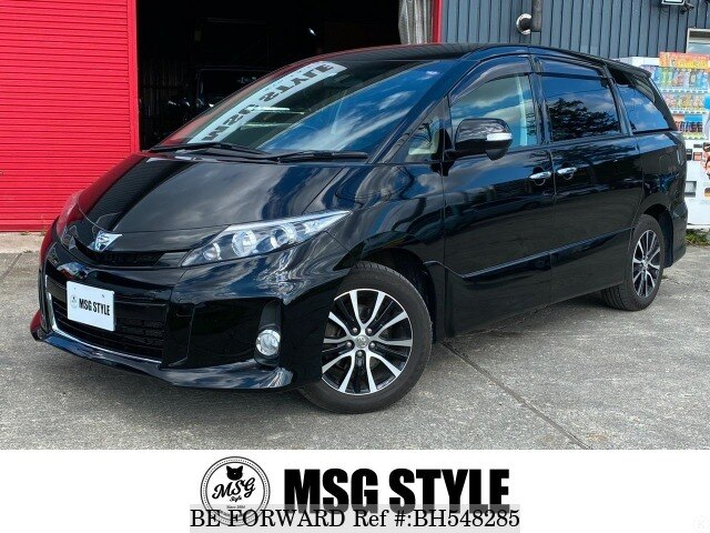 Used 2014 TOYOTA ESTIMA BH548285 for Sale