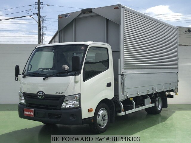 Used 2018 TOYOTA DYNA TRUCK BH548303 for Sale