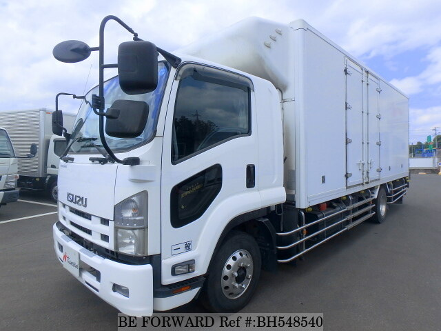 Used 2009 ISUZU FORWARD BH548540 for Sale
