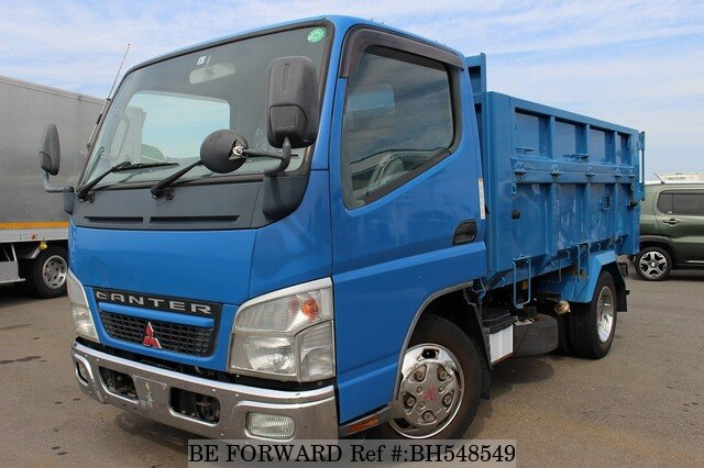 Used 2006 MITSUBISHI CANTER BH548549 for Sale