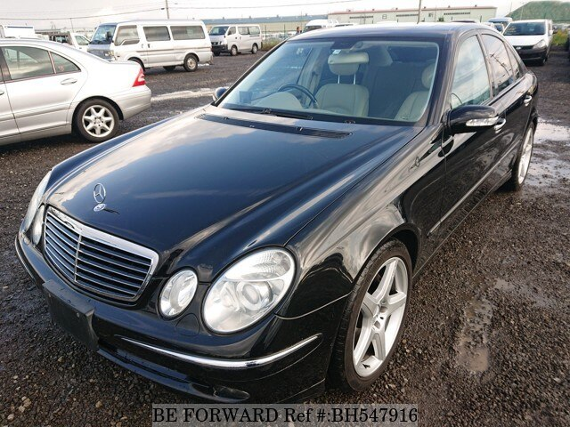 Used 2005 MERCEDES-BENZ E-CLASS BH547916 for Sale
