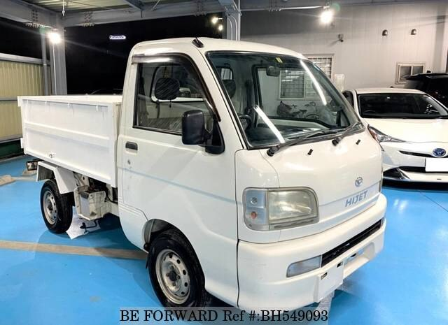 Used 2002 DAIHATSU HIJET TRUCK BH549093 for Sale