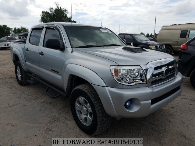Used 2005 TOYOTA TACOMA BH549133 for Sale
