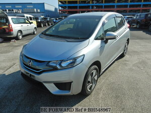 Used 2015 HONDA FIT HYBRID BH548967 for Sale
