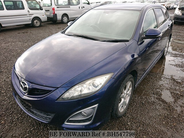 Used 2011 MAZDA ATENZA SPORT WAGON BH547798 for Sale