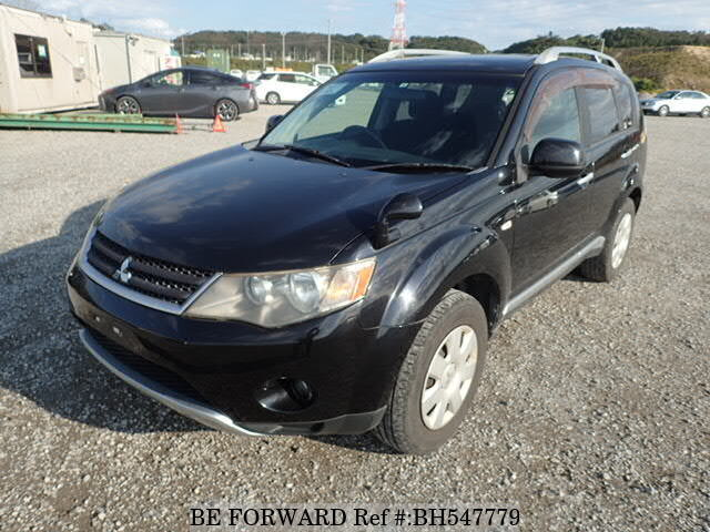 Used 2006 MITSUBISHI OUTLANDER BH547779 for Sale